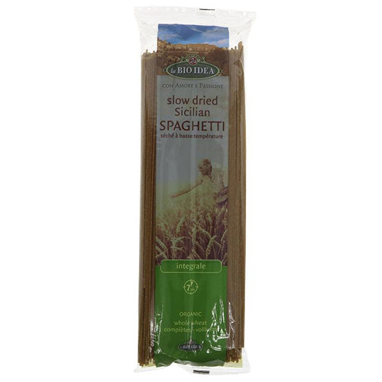 Spaghetti Wholewheat Organic