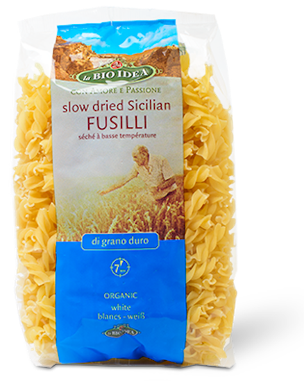 Twists White Pasta Organic