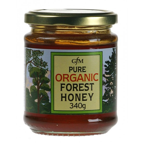 Turkish Pine Forest Honey clear  Organic