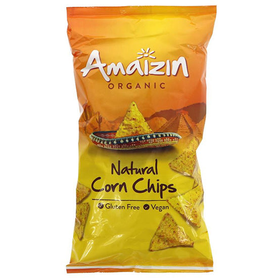 Natural Corn Chips Value Bag
