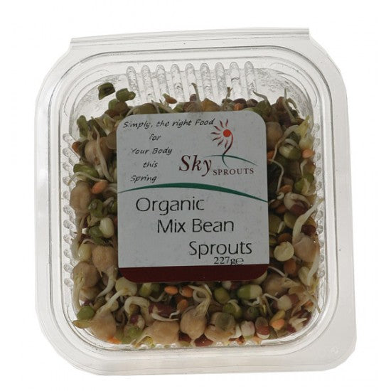 Organic Mixed Bean Sprouts