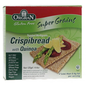 Multigrain Crispbread with Quinoa