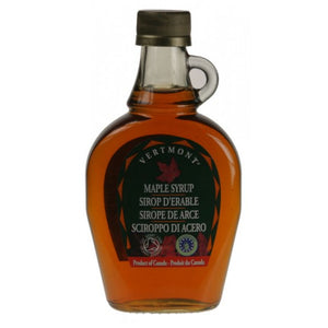 Maple Syrup  Canada No.1  glass  Organic