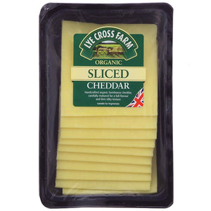 Mature Cheddar Slices Organic