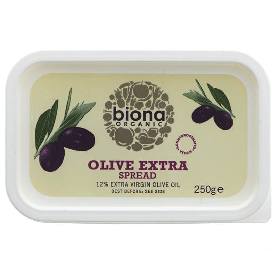Extra Olive Spread, organic