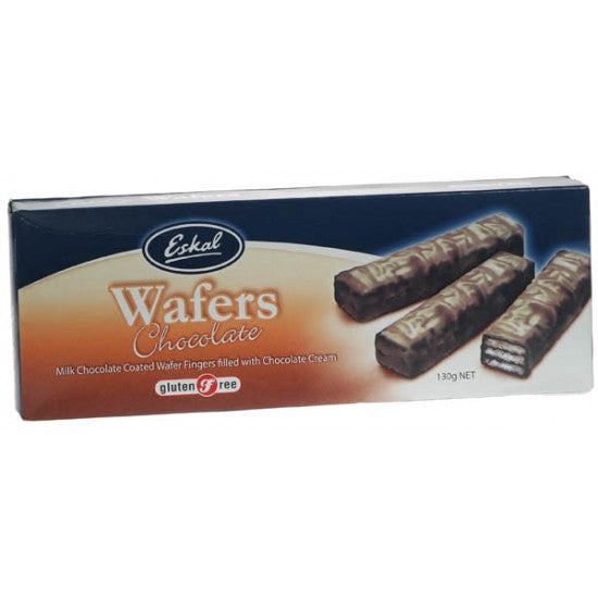Chocolate Wafers Gluten Free