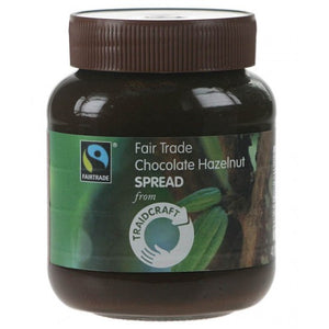 Fairtrade Chocolate Hazelnut Spread