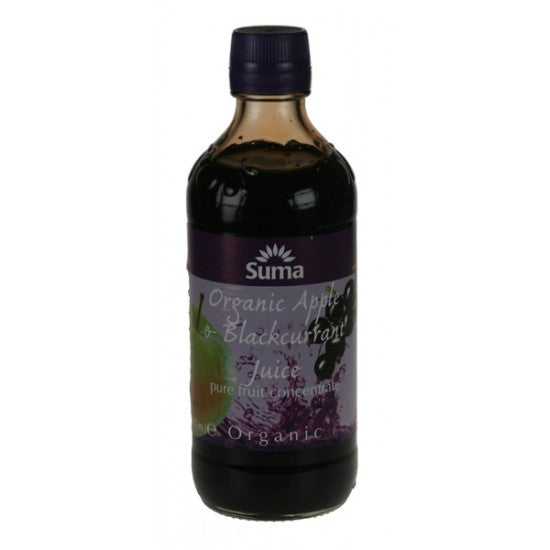Apple & Blackcurrant concentrate Organic