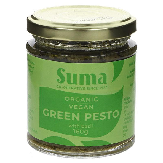 Green Pesto Organic Vegan