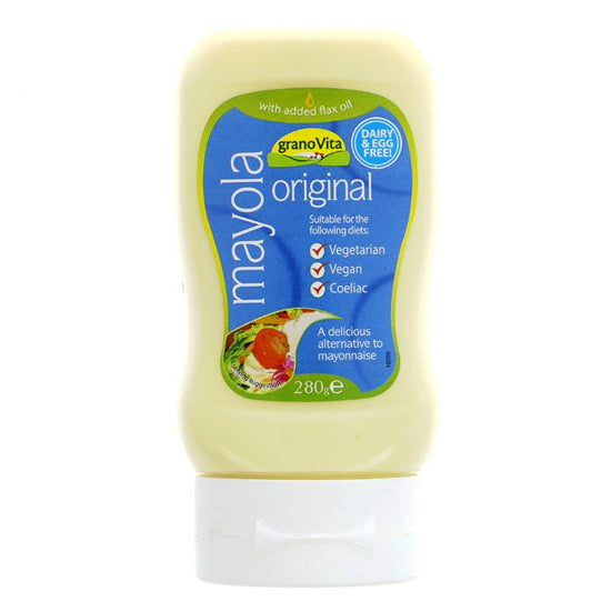 Mayola Egg & Dairy free Mayonnaise