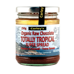Raw Chocolate & Tropical Nut Spread