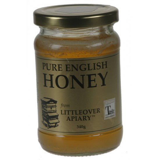 English Clear Honey