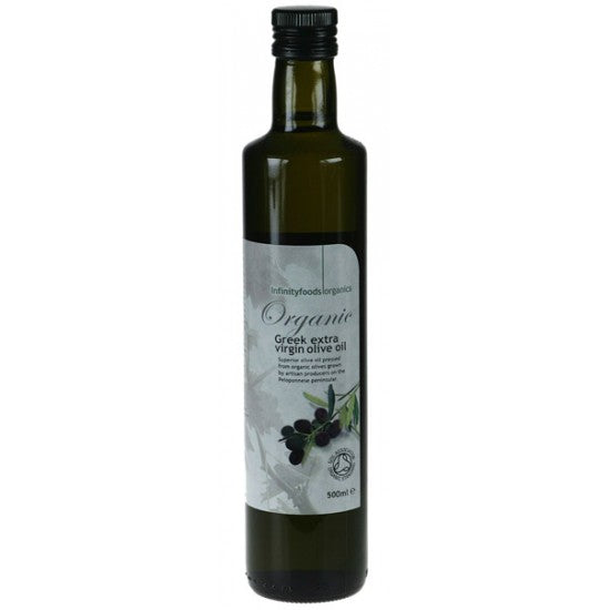 Extra virgin Greek Olive Oil Organic