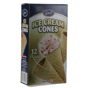Ice Cream Cones Gluten Free