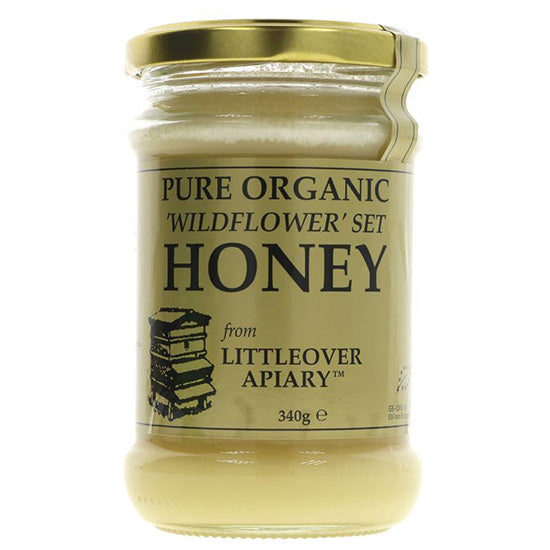 Wildflower Honey Set Organic