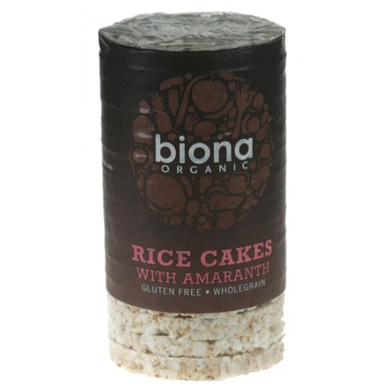 Ricecakes with amaranth Organic