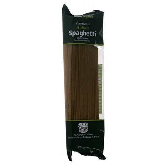 Organic Wholewheat Spaghetti