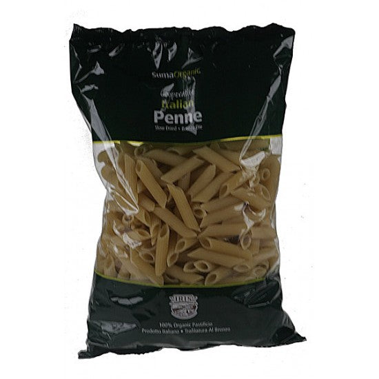 Organic White Penne