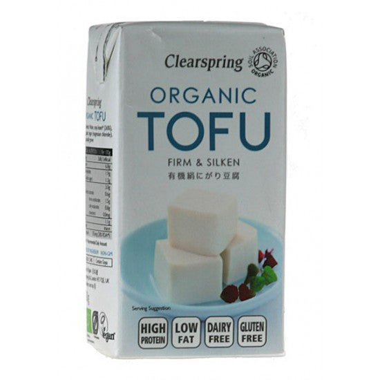 Silken Tofu  Firm long life Organic