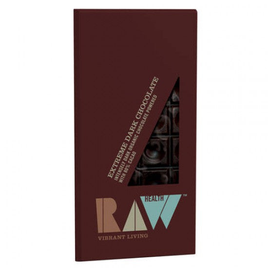 Extremely Dark Raw Chocolate Organic