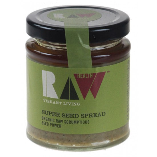 Raw Superseed Spread Organic