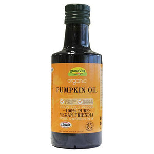 Pumpkin Seed Oil virgin cold press Organic