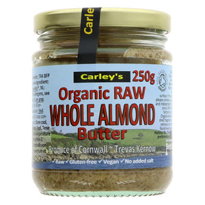Raw Almond Butter Organic