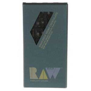 Heavenly Hemp Dark Organic Raw Chocolate