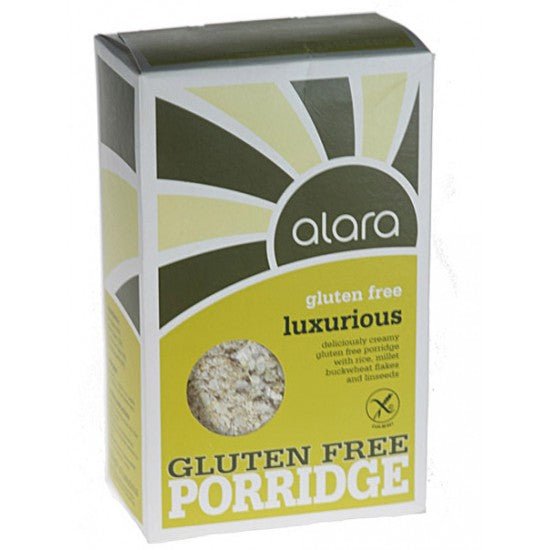 Luxury Glutenfree Porridge