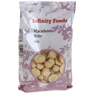 Macadamia Nuts raw