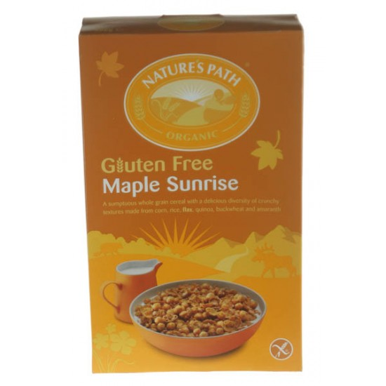 Maple sunrise Cereal Organic