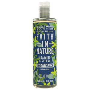 Seaweed Shower Gel & Foam Bath