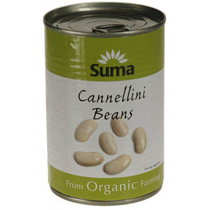 Cannellini Beans Organic