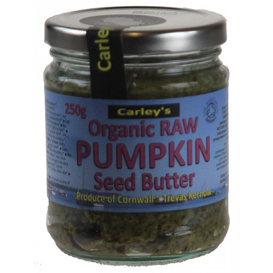 Pumpkinseed Butter Raw Organic