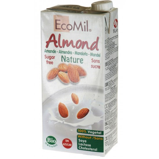 Almond Drink unsweetened Organic