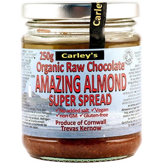 Raw Chocolate & Almond Spread Organic