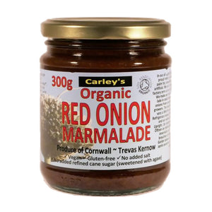 Red Onion Marmalade Organic