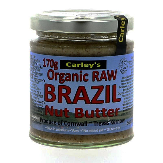 Raw Brazil nut Butter Organic