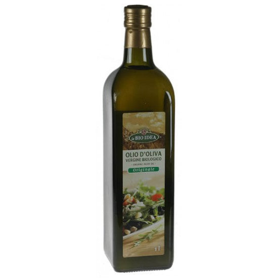 Olive Oil Ex Virgin Italian Organic