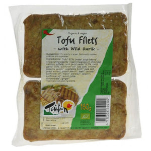 Tofu Fillets with garlic Organic