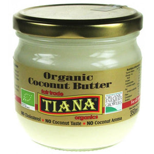 100% Coconut Butter Organic