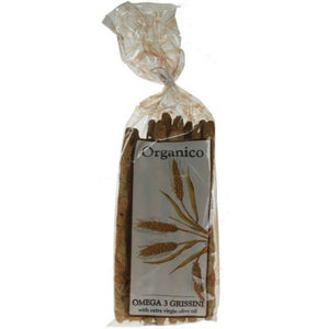 Omega 3 Breadsticks Organic