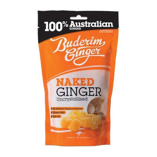 Sweet Ginger uncrystallised