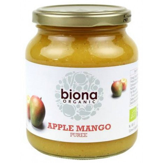 Apple & Mango Puree Organic