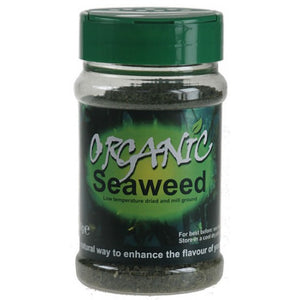 Dried & ground seaweed organic