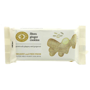 Ginger Cookies Gluten Free Fairtrade