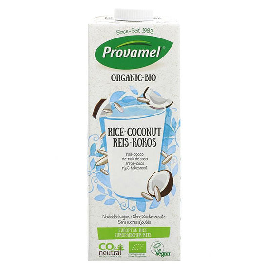 Organic Coconut & Rice Drink