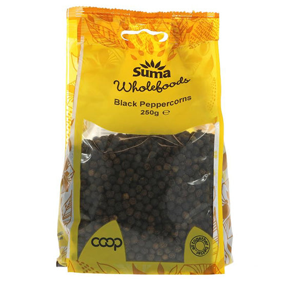 Peppercorns Black bulk pack