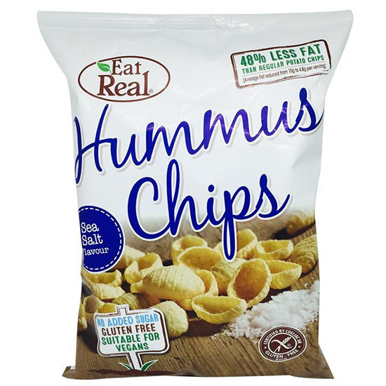 Hummus Sea Salted Chips