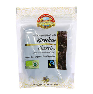 Sweet Dried Cherries Organic